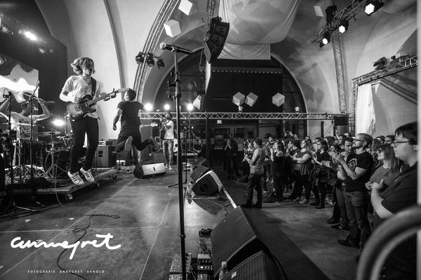 Koblenzer Pop-Rock - Nicht nur eine Person: Live-Bilder von René beim Rockbuster-Festival 2017