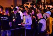 RIN: Live-Fotos des Rappers im Substage in Karlsruhe