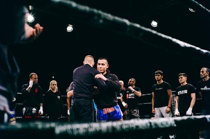 Hart aber Herzlich - Ready To Rumble: Impressionen von der Fight Night 2017 in Mannheim