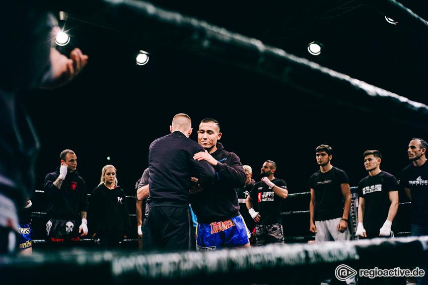 Impressionen von der Fight Night 2017 in Mannheim