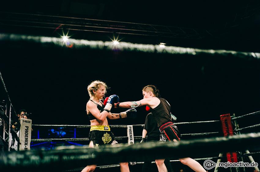 Kemmer vs Pelechova (Sieg), A-Klasse Kampf der Fightnight Mannheim