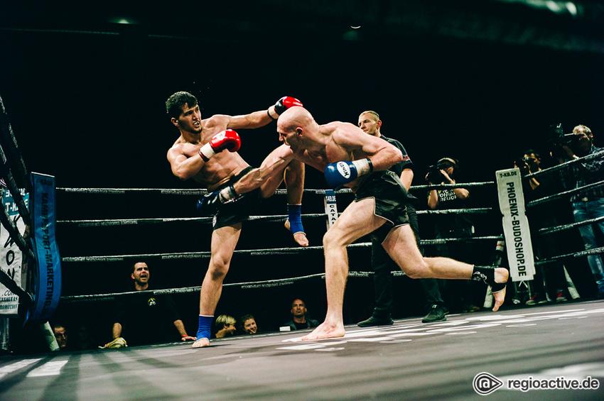 Davlatov vs Hinkel (Sieg+Deutscher Meister), A-Klasse Kampf der Fightnight Mannheim,