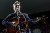 Live-Bilder von Jamie Lawson als Support von James Blunt in Frankfurt
