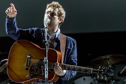 Von Ed Sheeran entdeckt - Live-Bilder von Jamie Lawson als Support von James Blunt in Frankfurt