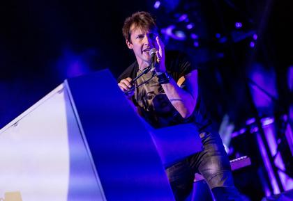 Flut der Verschiebungen - James Blunt, Die Drei ??? und Disney live in Concert in Mannheim abgesagt
