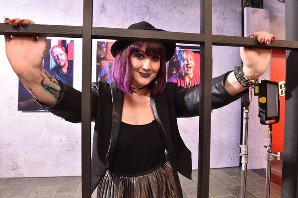 Auf der Überholspur - Rockbuster-Siegerin Mary-Anne Bröllochs nimmt an The Voice of Germany teil