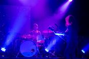 Herbstlich: Live-Bilder von Anathema in der Batschkapp in Frankfurt