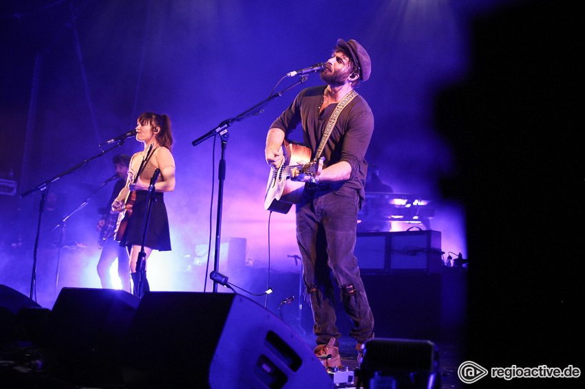 Angus & Julia Stone (live in Wiesbaden 2017)
