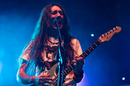 Intensiv - Live-Bilder von Alcest als Special Guest von Anathema live in Frankfurt