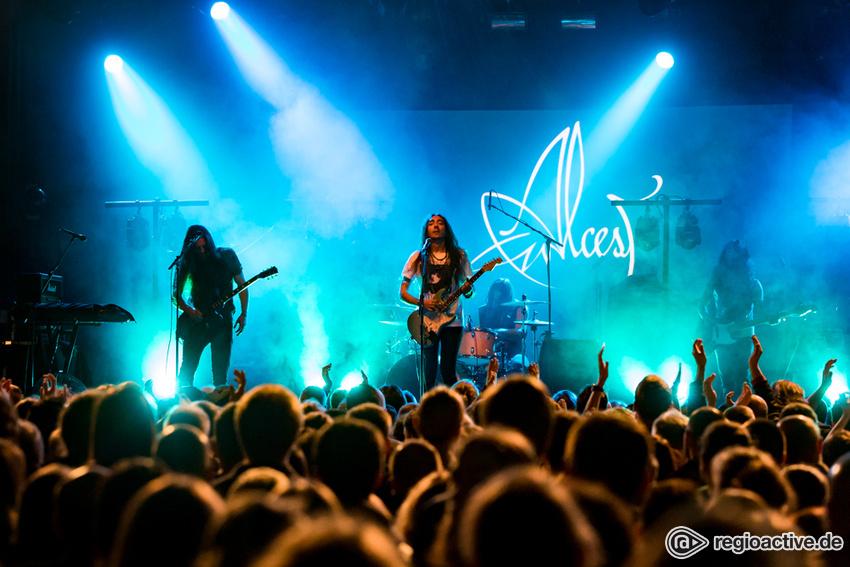 Alcest (live in Frankfurt, 2017)