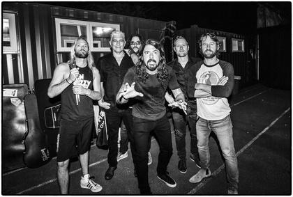 Fetter Sound - Foo Fighters kündigen ein Headline-Konzert und zwei Festivalauftritte in Deutschland an