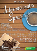 Das Internationale Sprachcafé in Heidelberg, Seminar, 22.11.2017, Marstallcafé -