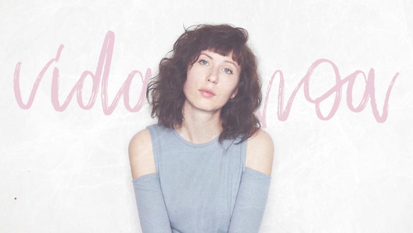 Vida Noa aus Graz ist Fender Paramount Singer/Songwriterin 2017