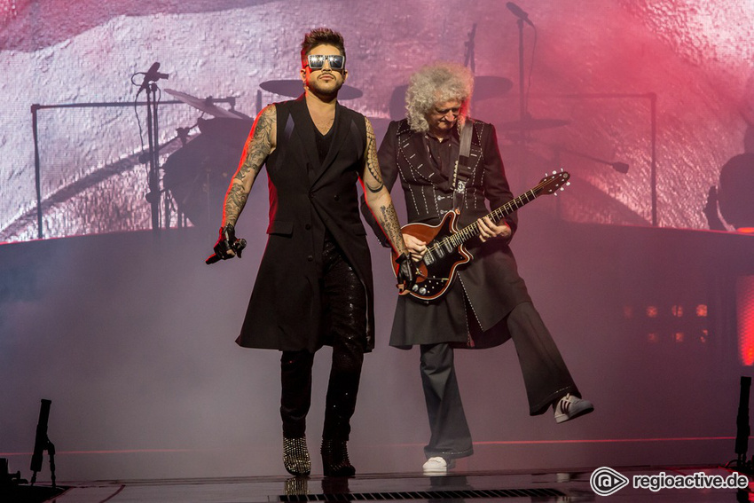Queen + Adam Lambert (live in München 2017)