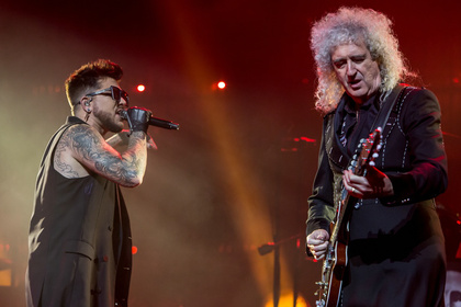 "We will rock you live - Queen & Adam Lambert live 2020: ""Rhapsody""-Europatour dreimal in Deutschland"