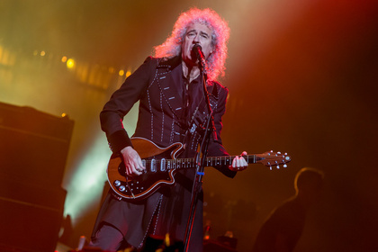 A Night at the Cinema - Brian May: Bohemian Rhapsody sollte nie eine normale Doku werden