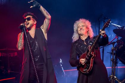 Treffen der Generationen - Queen + Adam Lambert bringen die Olympiahalle München zum Brodeln