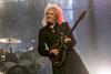 """Nicht nur für ihn ein Schock - Queen-Gitarrist Brian May erleidet 'leichten"""" Herzinfarkt"""
