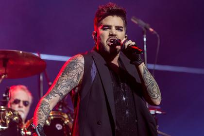 """Die Show muss nicht weitergehen - Adam Lambert: Ein neues Queen-Album """"hat überhaupt keinen Sinn"""""""