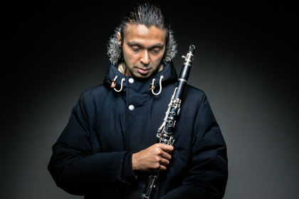 Oh my Ghosh! - Enjoy Jazz 2017: Arun Ghosh überzeugt in Heidelberg mit ungebremster Energie