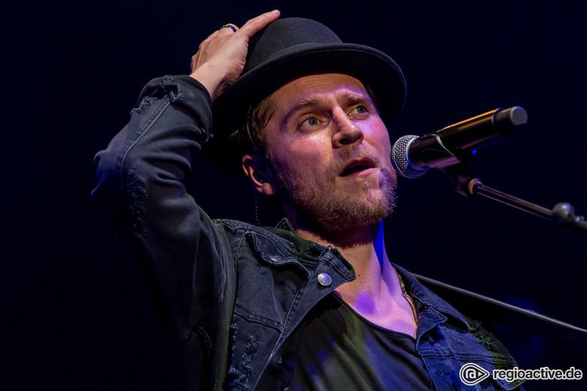 Johannes Oerding (live in Frankfurt 2017)