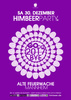 Himbeerparty Goodbye 2017 in Mannheim, Party, 30.12.2017, Alte Feuerwache - Tickets -
