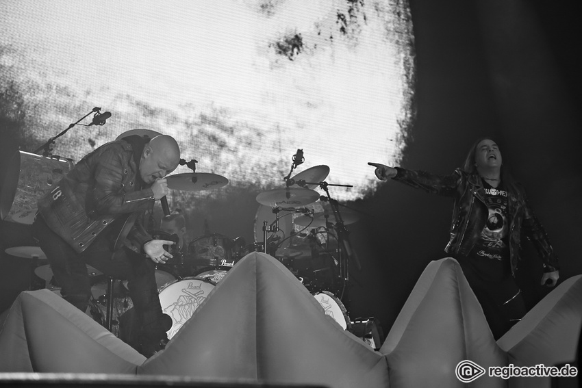 Helloween ( live in Stuttgart,2017 )