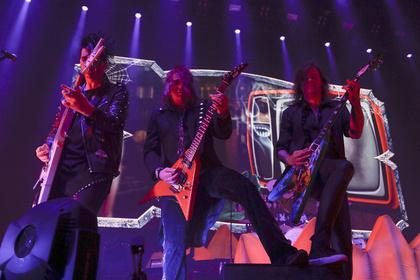 Ein Paukenschlag - Helloween sind Headliner des Knock Out Festivals 2018