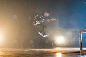 Explosiv: Fotos von Rise Against live in der Festhalle Frankfurt