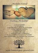 """""""Medialer Abend"""" in Rostock - Hansaviertel, Vortrag, 22.11.2017, Bewusst! Ganz-Gesund - Tickets -"""