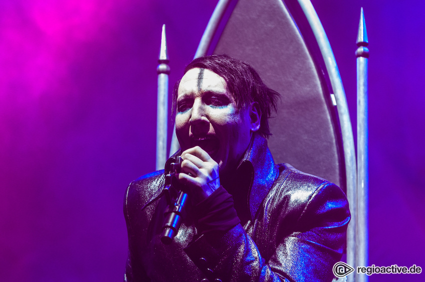 Marilyn Manson (live in Hamburg, 16.11.2017)