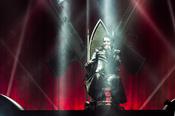 Marilyn Manson: Live-Bilder des Schock-Rockers in der Sporthalle in Hamburg