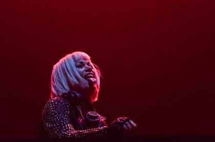 Amazonenhaft - Live-Fotos von DJ Amazonica als Support von Marilyn Manson in Hamburg