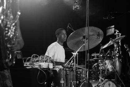 Virtuos - Live-Bilder von Moses Boyd Exodus bei Enjoy Jazz 2017 in Mannheim
