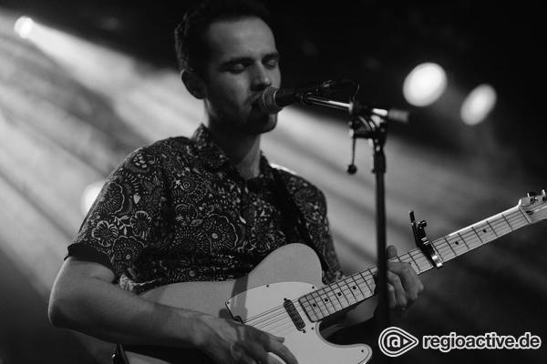 Ausnahmetalent - Enjoy Jazz 2017: Live-Fotos von Jordan Rakei in Mannheim