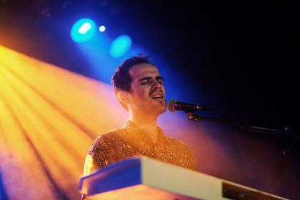 Musikalischer Schlussstrich - Jordan Rakei & Moses Boyd lassen Enjoy Jazz 2017 in Mannheim ausklingen