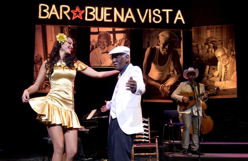 Grandfathers of Cuban Music - The Bar at Buena Vista öffnet im Frühjahr 2018 ihre Pforten