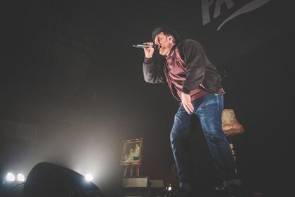 Kollege - Live-Fotos von Fatoni als Support von Casper in der Festhalle Frankfurt