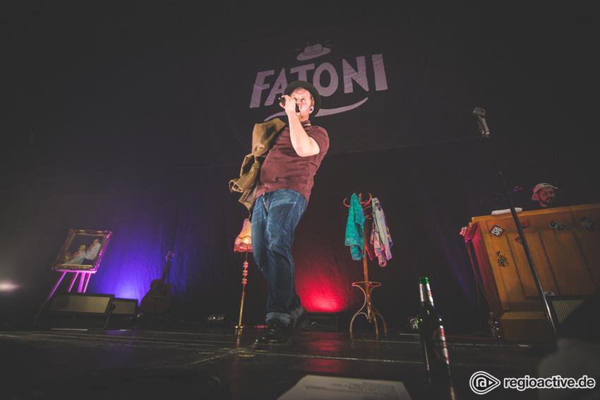 Fatoni (live in Frankfurt, 2017)