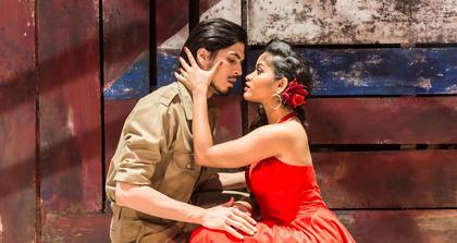 Liebe, Salsa und Revolution - Carmen La Cubana ist 2018 in Deutschland und der Schweiz zu sehen