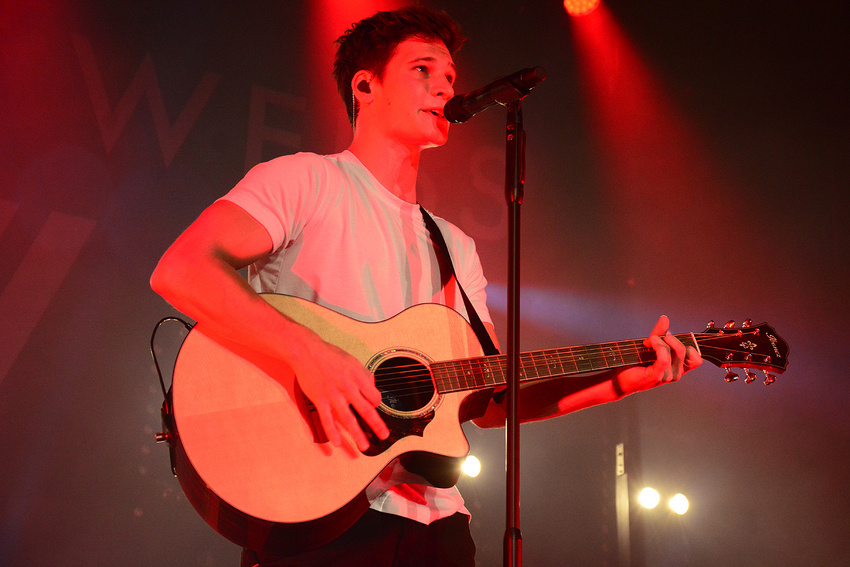 Wincent Weiss (live in Mannheim, 2017)