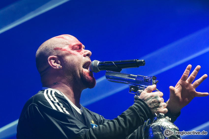 Five Finger Death Punch (live in Hamburg, 21.11.2017)
