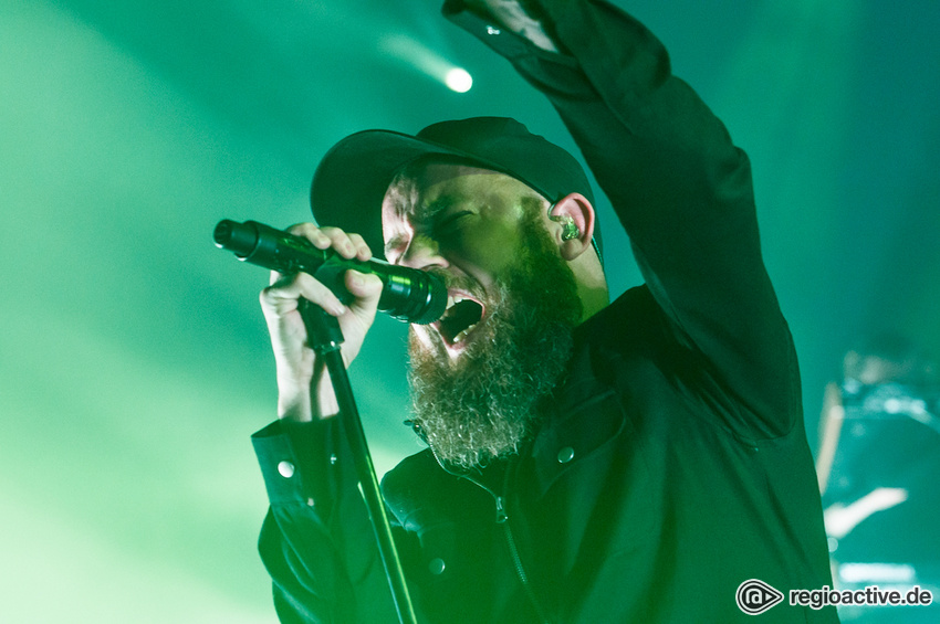 In Flames (live in Hamburg, 21.11.2017)