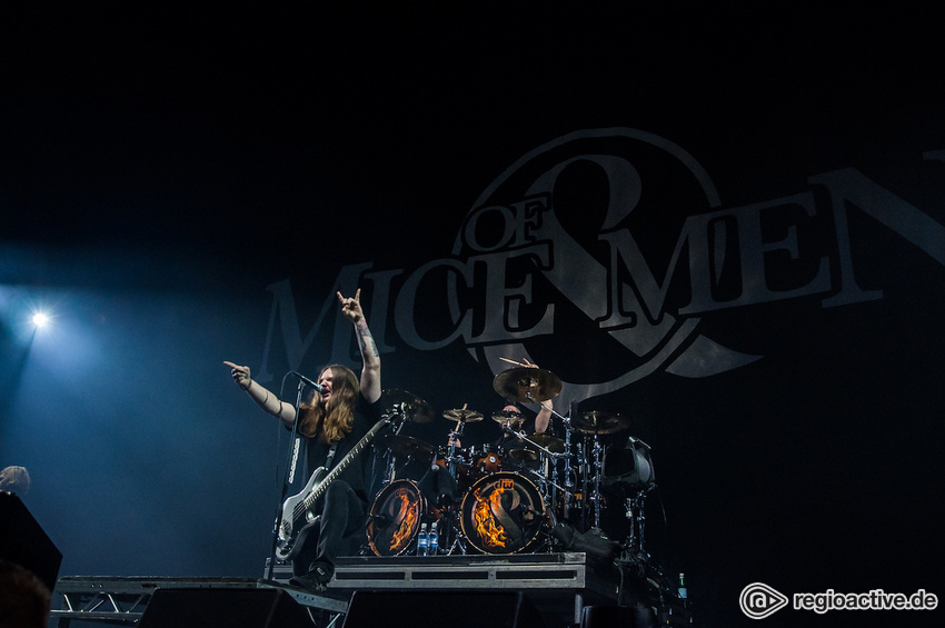 Of Mice & Men (live in Hamburg, 21.11.2017) 2