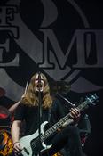 Live-Fotos von Of Mice & Men als Support von Five Finger Death Punch in Hamburg