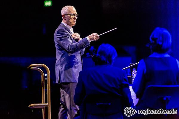 30 Jahre Filmmusik - James Newton Howard zeigt im Mannheimer Rosengarten alle Facetten seiner Kunst