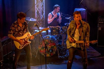 Junge Talente - Live-Bilder der 7. NewcomerTV Nacht in Oberursel