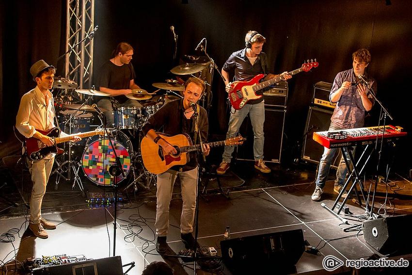 Das Kollektiv (live bei NewcomerTV in Oberursel 2017)