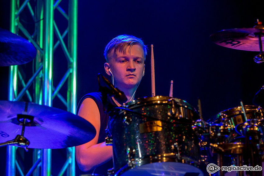 Blue To Black (live bei NewcomerTV in Oberursel 2017)
