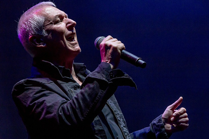 Donnergrollen - Live-Fotos von Thunder live als Vorband von Alice Cooper in Ludwigsburg